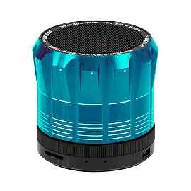 Parlante BT Inalambrico Atomic Blue ARGOM  ARG-SP-2805L