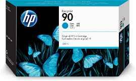 HP 90 - 400 ml - cian tintado