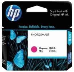 HP 670 - Magenta tintado - original