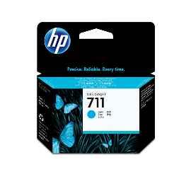 HP 711 - 29 ml - cian tintado