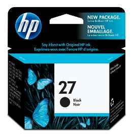 HP 27 - 10 ml - negro