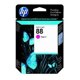 HP 88 - 9 ml - magenta