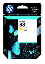 HP 88 - 9 ml - amarillo