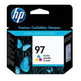 HP 97 - 14 ml - color (cian, magenta, amarillo)
