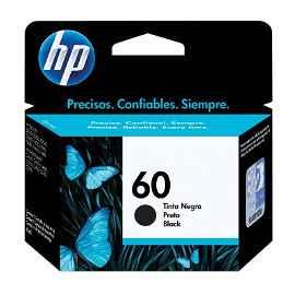 HP 60 - 4 ml - negro