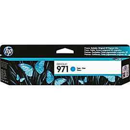 HP 971 - 24.5 ml - cián