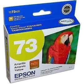 Epson 73 - Amarillo - original