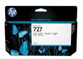 HP 727 - 130 ml - papel fotográfico basado en tinte