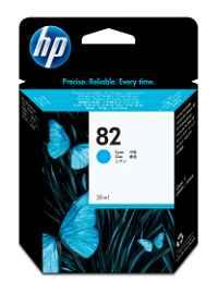 HP 82 - 69 ml - cian tintado
