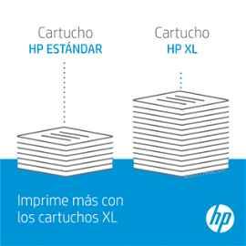 HP 654A - Amarillo - original