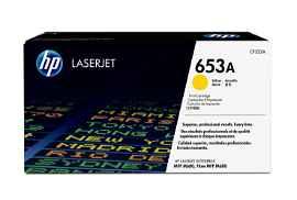 HP 653A - Amarillo - original