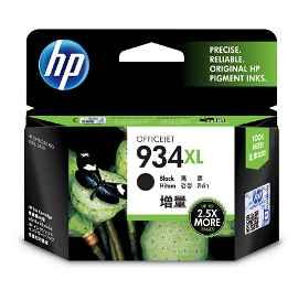 HP 934XL - Alto rendimiento - negro