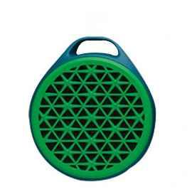 Logitech X50 - Altavoz - para uso portátil - inalámbrico - Bluetooth - 3 vatios - verde