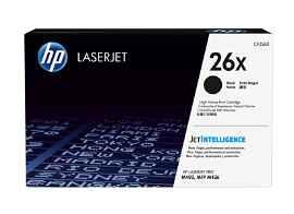 HP 26X - Alto rendimiento - negro