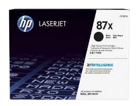 HP 87X - Alto rendimiento - negro