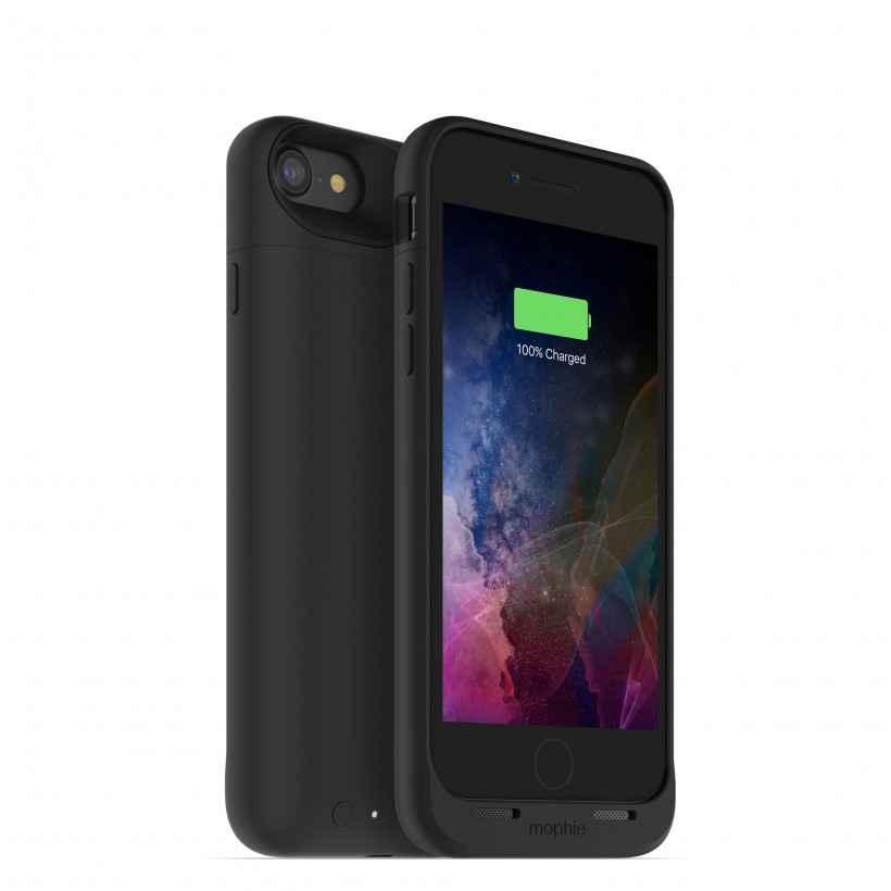 mophie Juice Pack Air - Paquete de baterías externas 2525 mAh (Lightning) - en el cable: Micro-USB