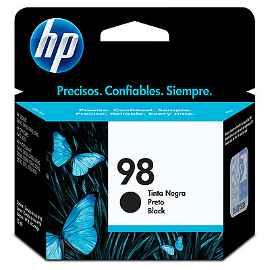 HP 98 - Negro - original