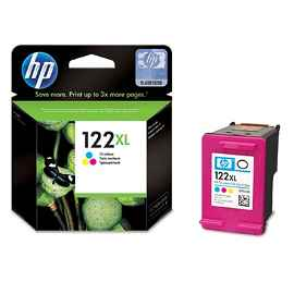 HP 122XL - 6 ml - Alto rendimiento