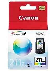 Canon - Ink tank - Canon CL-211XL Color