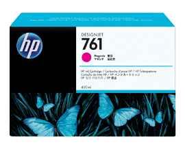 HP 761 - 400 ml - magenta tintado