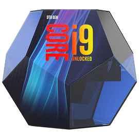 Intel Core i9 9900K - 3.6 GHz - 8 núcleos