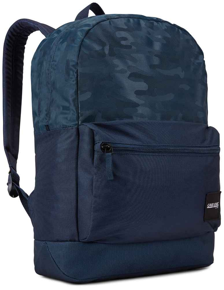 Case Logic - Carrying backpack - Blue / Blue camo