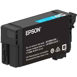 Epson T40V - 26 ml - cián