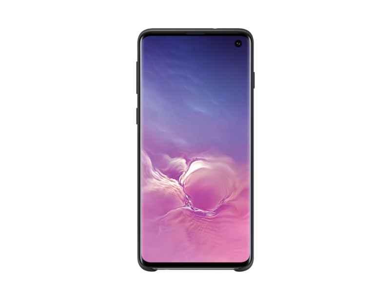 Samsung Silicone Cover EF-PG973 - Carcasa trasera para teléfono móvil - silicona