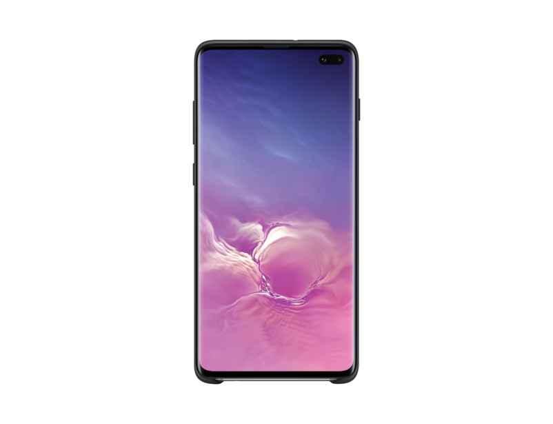 Samsung Silicone Cover EF-PG975 - Carcasa trasera para teléfono móvil - silicona