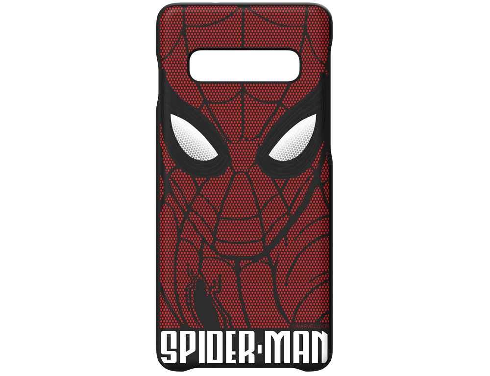 Samsung Galaxy Friends MARVEL GP-G973HIFGP - Spider-Man Far From Home edition - carcasa trasera para teléfono móvil