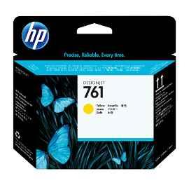 HP 761 - Amarillo tintado - cabezal de impresión