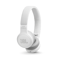 JBL - Headphones - JBLLIVE400BTWHTAM