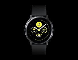 Samsung Active - Smart watch - Black