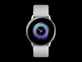 Samsung Gear 2 - Smart watch - SM-R500 - Solo Bluetooth - Aluminum silver - RAM (GB)0.75 - Memoria Interna (GB)4 - Bateria Capacidad230mAh - Uso promedio en horas(45) - Audio y Vídeo