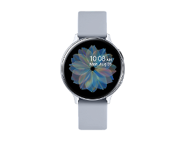 Samsung Galaxy Watch Active 2 Aluminum Large 44mm - Silver
