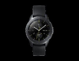 Samsung - Smart watch - Midnight black (top)