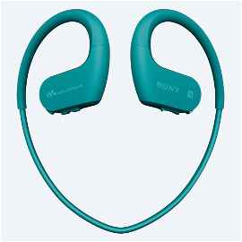 Walkman® resistente al agua y al polvo con tecnología inalámbrica BLUETOOTH®