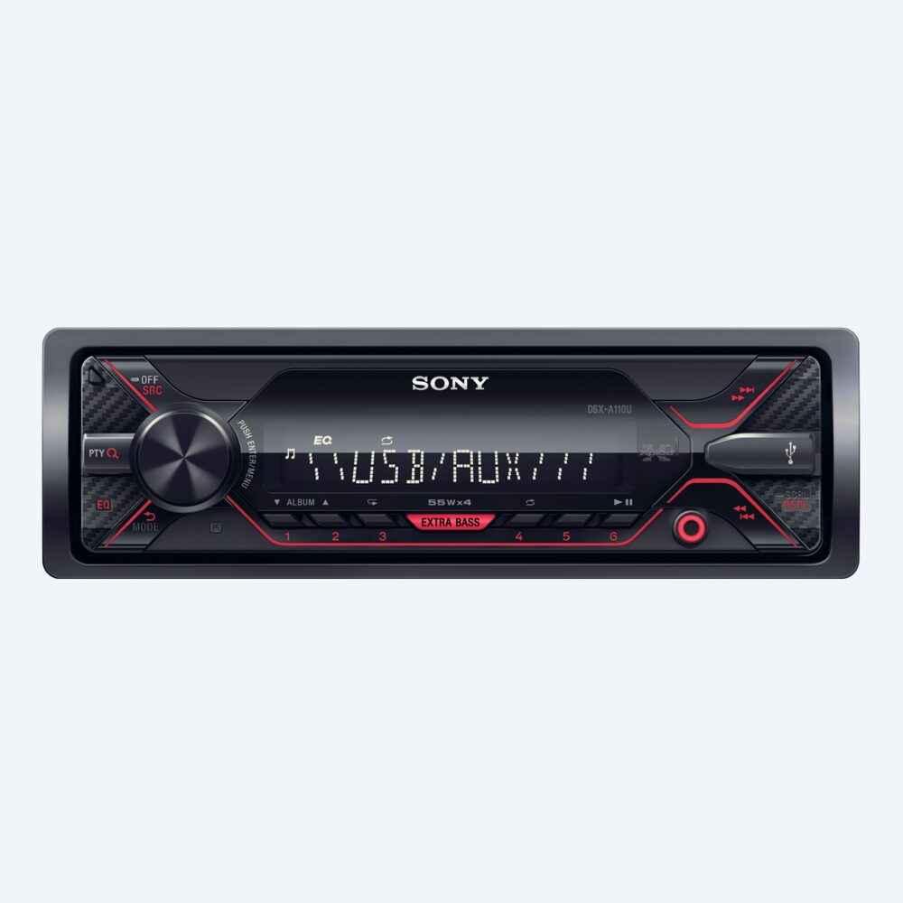 Receptor multimedia con USB DSX-A110U