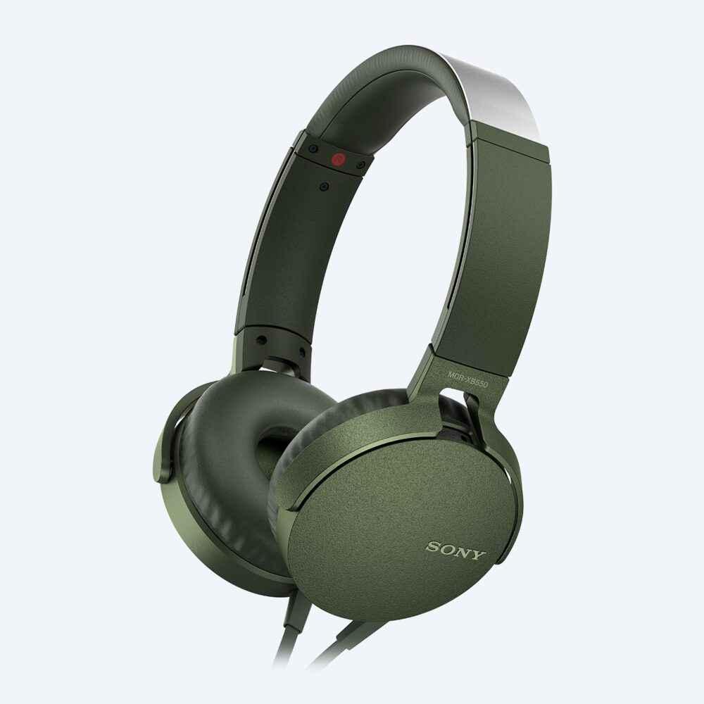 Audífonos EXTRA BASS™ XB550AP