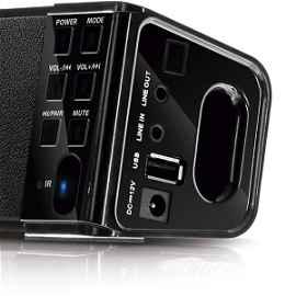 Slade | Barra de sonido de 2.0 canales  Compatible con Bluetooth®