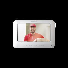 Hikvision DS-KH2220 - Monitor para Sistema de intercomunicación de vídeo - cableado - 7