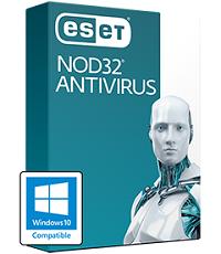 ESET NOD32 Antivirus - License and media - CD-ROM (DVD-box) - 1 PC - Spanish - 1 año - Maestro/Estudiante