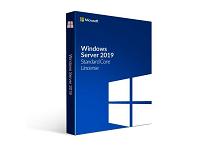 Microsoft Windows Server 2019 Standard Edition - Licencia - 16 núcleos - OEM - ROK - DVD - Microsoft Certificate of Authenticity (COA) - Español - EMEA, Americas