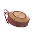 House of Marley No Bounds - Altavoz - para uso portátil - inalámbrico - Bluetooth - rojo