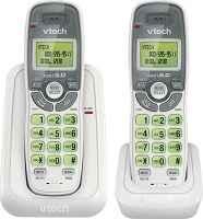 Vtech CS6114-2 - Cordless phone - DECT 6.0 - White - 2 Handsets
